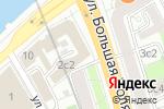 Схема проезда до компании Руськонцерт в Москве