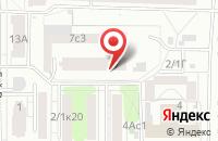 Схема проезда до компании МагМА Девелопмент в Москве