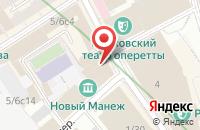 Схема проезда до компании Грэйс в Москве