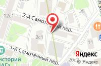 Схема проезда до компании Издательский Дом «Методология» в Москве