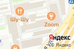 Схема проезда до компании TRAVA в Москве