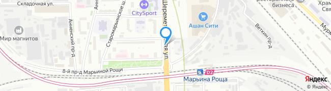 Шереметьевская улица