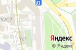 Схема проезда до компании Decor Pro в Москве