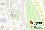 Схема проезда до компании Экотопия в Москве