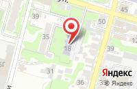 Схема проезда до компании ГлавГрадоСтрой в Подольске