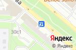 Схема проезда до компании Первая полоса в Москве