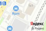 Схема проезда до компании Quattro tyres в Москве