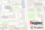Схема проезда до компании Совет ветеранов войны и труда Тверского района в Москве