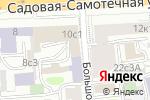 Схема проезда до компании Содействие развитию корпоративного законодательства, НП в Москве