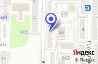 Схема проезда до компании ОБЪЕДИНЕННЫЙ РЕГИОНАЛЬНЫЙ БАНК в Москве