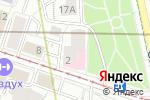 Схема проезда до компании Медстайл эффект в Москве