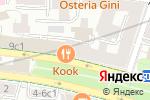 Схема проезда до компании Арт Эстель в Москве