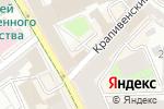 Схема проезда до компании Храм первоверховных апостолов Петра и Павла в Москве