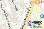 Схема проезда до компании Вильям Басс в Москве