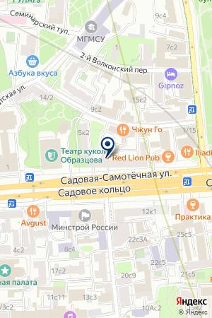 ФИНАНСОВАЯ КОМПАНИЯ ЕВРОПА ИНЖИНИРИНГ СЕРВИС на карте Москвы