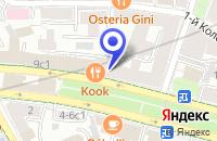 Схема проезда до компании ГРУППА КОМПАНИЙ РУСКОНСАЛ в Москве