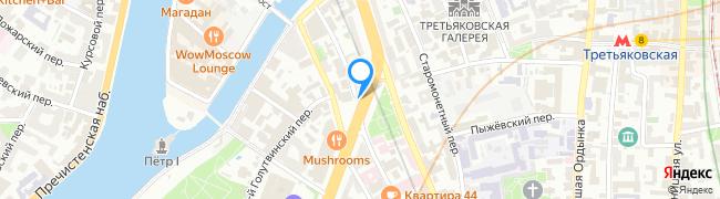 улица Малая Якиманка