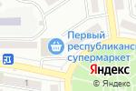 Схема проезда до компании Солиден в Донецке