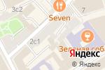 Схема проезда до компании Научно-Исследовательский и Инжиниринговый Центр Инновационных Разработок в Москве