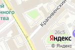 Схема проезда до компании Государственный литературный музей в Москве