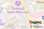 Схема проезда до компании Broncalova hair в Москве