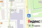 Схема проезда до компании Средняя общеобразовательная школа №1414 с углубленным изучением английского языка в Москве