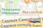 Схема проезда до компании Moscowgadget в Москве