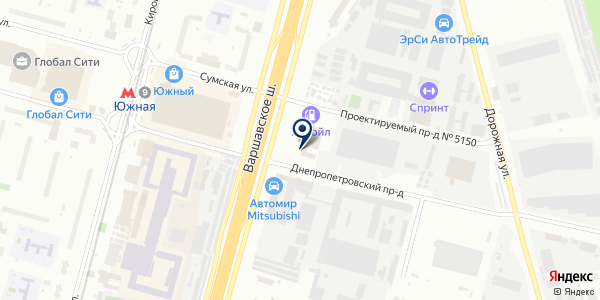 КАР-СТРАХОВКА на карте Москве