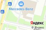 Схема проезда до компании Автомир в Москве