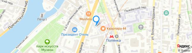 Полянский переулок