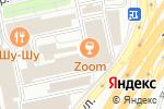 Схема проезда до компании DAO decor в Москве