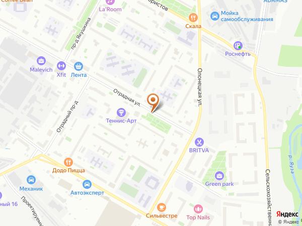 Остановка Отрадная ул., 15 в Москве