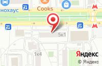Схема проезда до компании Издательский Дом «Подмосковный Регион» в Москве