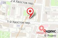 Схема проезда до компании ЭкоТранс в Москве