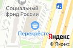 Схема проезда до компании Платежный терминал, Московский кредитный банк, ПАО в Москве
