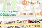 Схема проезда до компании Vivace в Москве