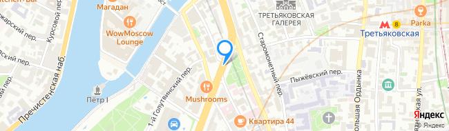 Якиманский проезд