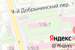 Схема проезда до компании Морозовская детская городская клиническая больница в Москве