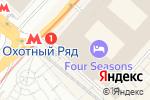 Схема проезда до компании Je Taime в Москве