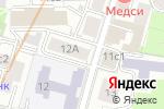Схема проезда до компании Кононыхин в Москве