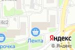 Схема проезда до компании Синэл-Электрика в Москве