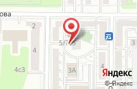 Схема проезда до компании Тесса Арт в Москве