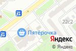 Схема проезда до компании Промгрупп в Москве