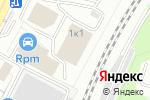 Схема проезда до компании Беркет в Москве