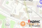 Схема проезда до компании Наутилус Вижен в Москве
