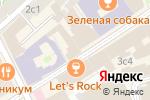 Схема проезда до компании Солвекс в Москве
