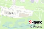 Схема проезда до компании Трио в Москве