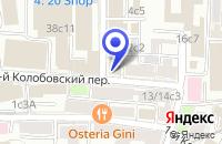 Схема проезда до компании МЕБЕЛЬНЫЙ МАГАЗИН ДИА-М в Москве