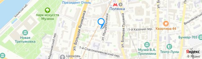 переулок Хвостов 1-й
