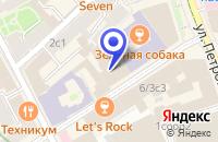 Схема проезда до компании АГЕНТСТВО НЕДВИЖИМОСТИ VIP СЕРВИС в Москве